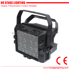 ip65 outdoor architecture lighting 20x15w rgbwa led wash par