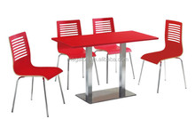Cheap Restaurant Dining Table and Chair Sets (FOH-BC31A)