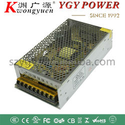 switching power supply 12V 24V 120W with CE UL Certificates