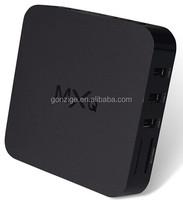Amlogic s805 quad core mxq tv box sex xxl android live ott tv box