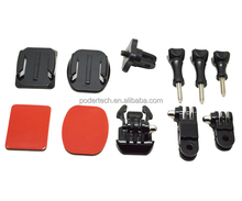 Wholesale Adapter of Tripod Set convert Mounts for Gopros 4 3+/3/2/1 with 1/4inch connector GP100
