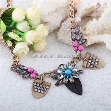 2014 New Coming Latest Women Girl Fashion Jewelry Party hawaiian shell necklace