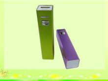 Mini power bank 2600mah,Portable gift