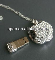 OEM Jewelry Usb Flash Drive usb flash drives bulk cheap usb jewelry