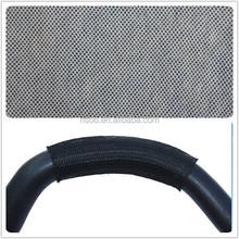 Meta aramid mesh fabric for rubber hose of automobile