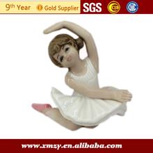 encanto de simulação de porcelana boneca de corpo