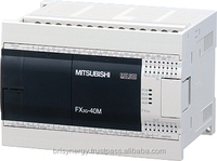 High Quality of Mitsubishi PLC FX3G-40MT/ESS Original Mitsubishi FX3G Series Controller