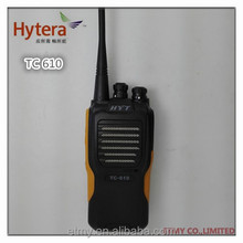 Hot Sale hytera walky talky TC610, 5w interphone two way radio IP66