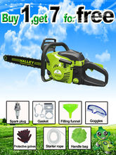 2016 New products gasoline chain saw for advance booking