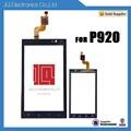 caliente venta de productos de china alibaba expresar teléfono móvil de reparación de piezas de la pantalla táctil para lg p920
