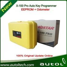 2015 Professional X-100+ Latest Version X-100 Pro Auto Key Programmer 100% Original X100 Pro ship by DHL/EMS/UPS...