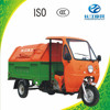 China truck cargo tricycle for garbage with good performance
