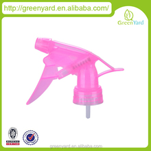 Garden watering ;high pressure plastic triger sprayer for bottle;Trigger Sprayer head pump