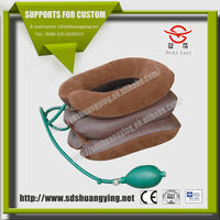 Physical therapy neck collar vertebrae equipment