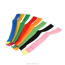 functional Colorful velcro Cable tie & plant tie