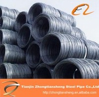 q195 q235 sae 1008 1006 high quality rod steel wire ,high tensile Steel wire rod coil with cheap price,America