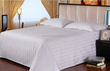Professional Factory Sale! Cotton Plain Jacquard bed runner and cushion cover