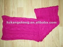 2012 LADIES FASHION KNITTED SCARF,LONG SCARF