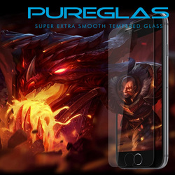 Pureglas Responsive Touch Screen Protector For iPhone 6 Complete Transparency Tempered Glass Screen Protector