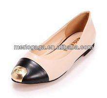 2014 verano niñas casuales venden sandalias bien planas para china del diseño del cliente fabricación