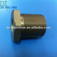 Customized lathe machining steel parts ,central machinery lathe parts