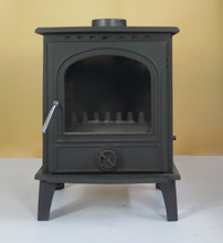 Cast Iron 8KW Free Standing FIREPLACE