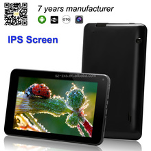 ZXS-7(RK) Cheap Tablet PC Wholesale Factory Best Selling Quad Core 7 inch RK3126 Cheap Android Tablets with Dual Camera