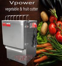 El líder de comercial vegetable & fruit cortador