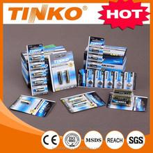 shenzhen biggest industry CE/SGS LR6 1.5v aa alkaline battery good quality
