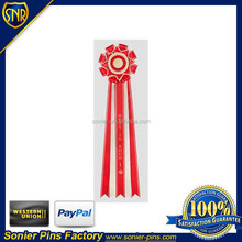 custom ribbon rosette, 3000pcs without mold charges.