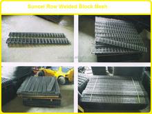 Welded Wire Mesh Panels for Block Ladder Mesh
