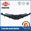China Heavy Truck Suspension Parabolic Leaf Spring Manufacturer