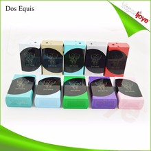 Factory wholesale LOWER price mod greatest power Dos Equis box mod