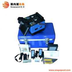 digital optical fiber splicing machine / fiber optic splicing machine / arc fiber optic fusion splicer machine