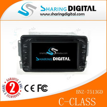 Car dvd for benz w203