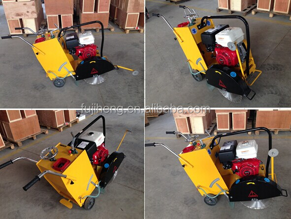 Walk behind concrete cutters with Honda engine (17cm cutting depth)