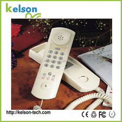 2015 China best Hotel Telephone wholesale fax machine table gsm phone