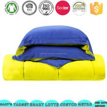 factory price wholesale reversable comforters/ all season down alternative comforter/comforter set