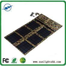 Travel Solar Panel Laptop Charger 18W Folding Power Supply Waterproof Solar Charging BagMobile Phones