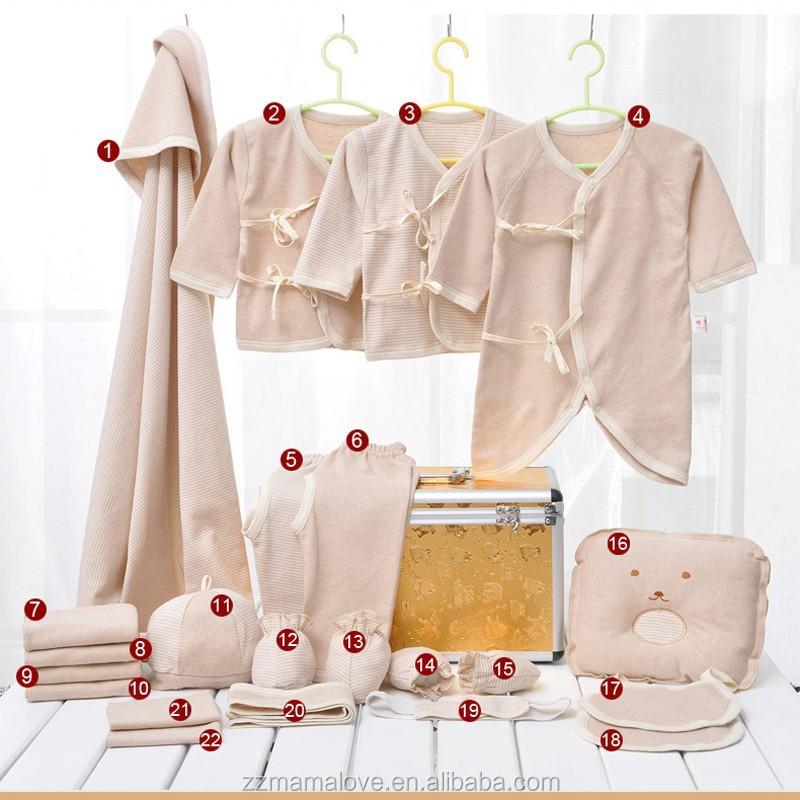Wholesale Wholesale newborn baby girls clothes cotton