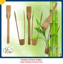 food grade bamboo kitchen seafood clip clamps