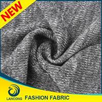 2016 New arrival Garment making use Elegant cotton cvc tc single jersey fabric for print sweater for women
