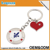 High Quality customized metal keychain