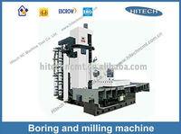 Siemens CNC system horizontal boring mill machine magazine capacity 40 tools TK6511B CNC horizontal boring machine