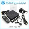 Roofull hybrid set-top box android smart tv box iptv box