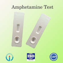 One step Amp test cassette / drugs abuse multiple dips test / Drugs urine test strips