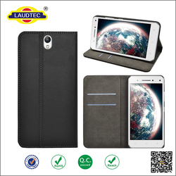 leather magnetic wallet case for lenovo vibe s1