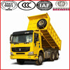 Special Vehicle Factory 6x4 Howo Dump Truck Price with Single Bunk