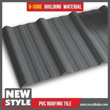 China price pvc pvc plastic roof tile