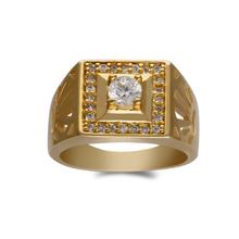 Fancy engagement ring for men wedding ring for men custom cheap rings
